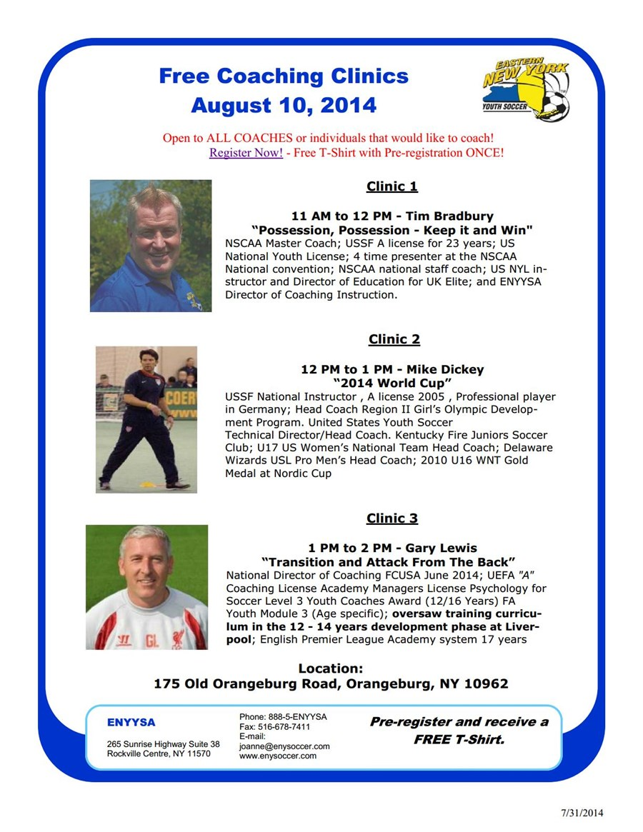 Flyer for Coaching clinic Aug 10jpg_Page1jpg_Page1