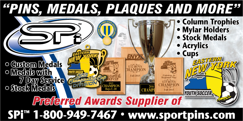 sportpins.com Preferred Awards Supplier