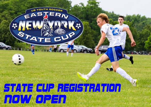 U12-U18 State Cup Registration Now Open!