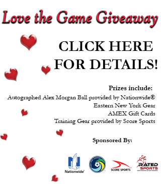 Love the Game Giveaway