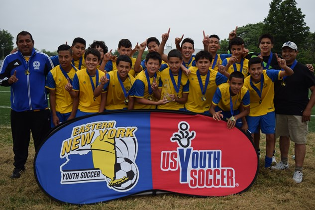 U14 Uniondale NYSLA Warriors