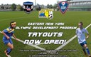 ODP Tryouts to Kick Off Across New York State