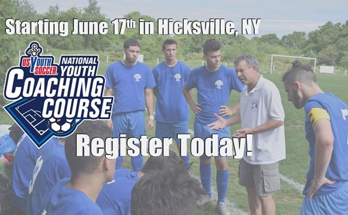 Register For the National Youth Coaching License