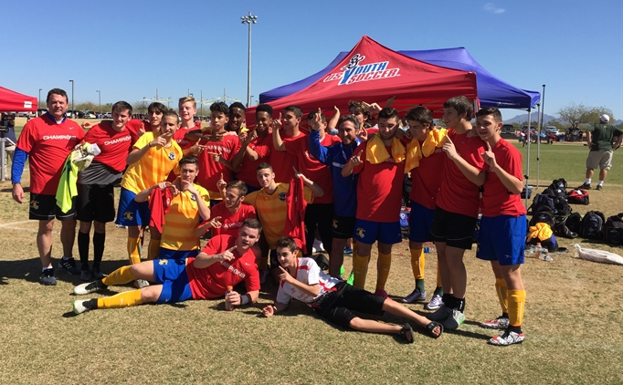 Eastern New York Team Wins the ODP Nationals!