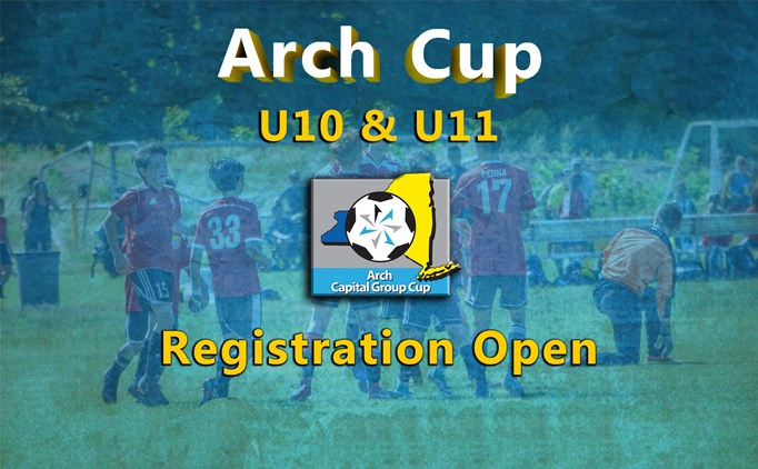 Arch Cup Registration Open for U10 & U11
