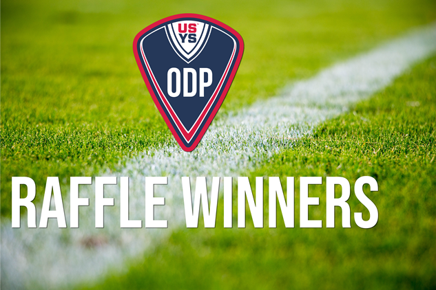 ODP Raffle Winners Announced!