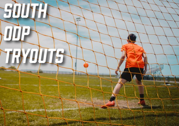 South ODP Tryouts