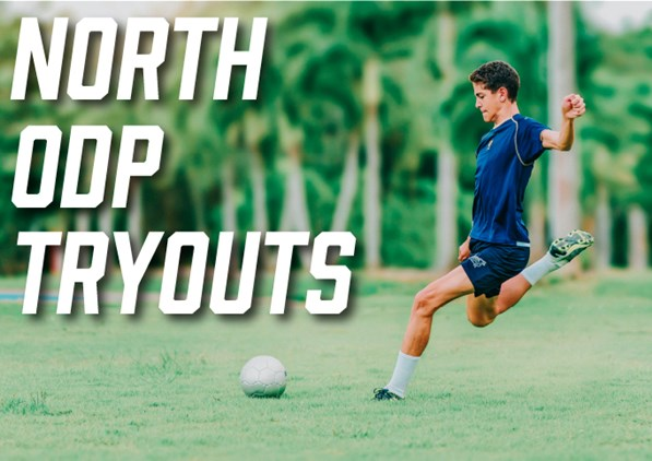 North ODP Tryouts Announced