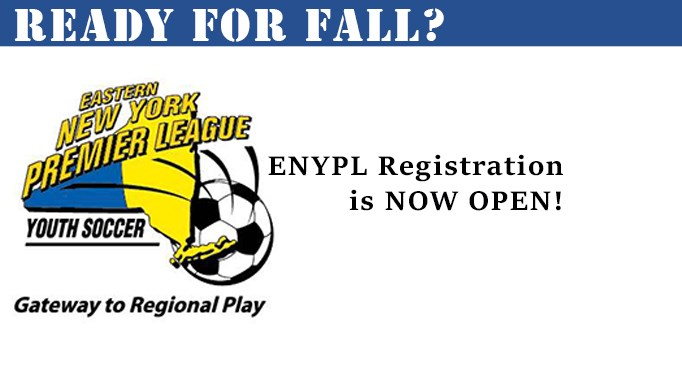 Eastern New York Premier League Now Open!
