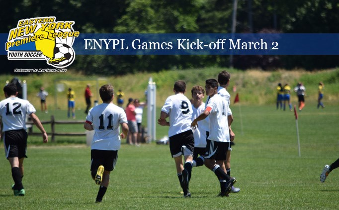 72 Teams Kick-off ENYPL games...