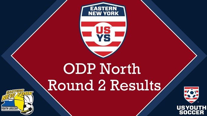 ODP North Round 2 Results