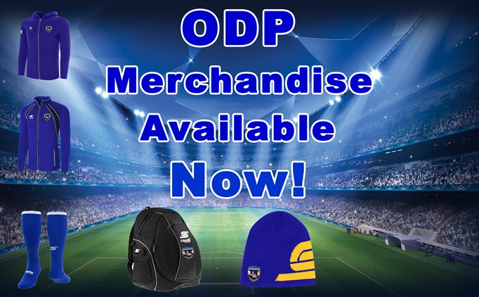 ODP Merchandise Available Now!