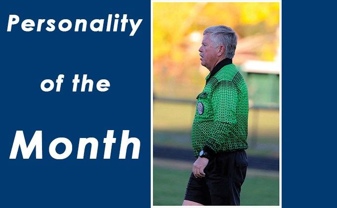 Paul Bascomb is Personality of the Month