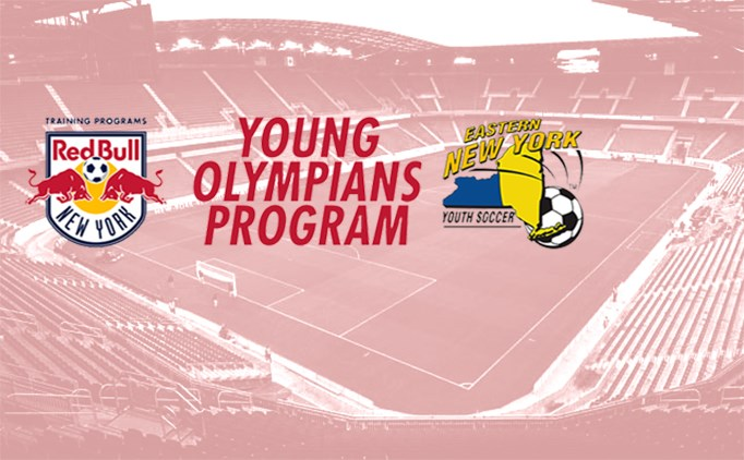 Red Bulls Young Olympians Program