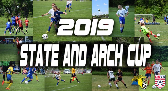 Arch and State Cup are coming!