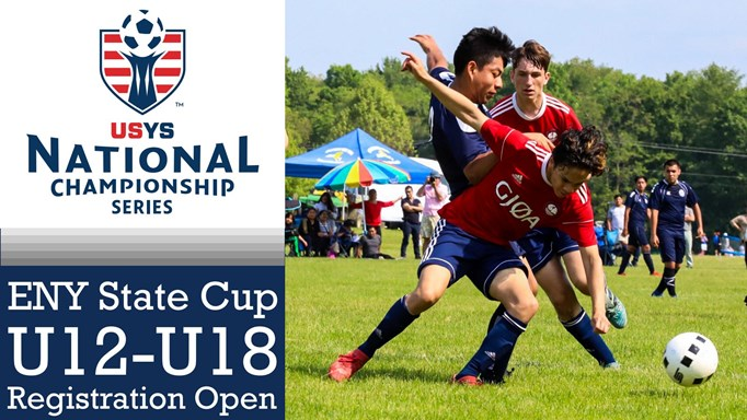 U12-U18 State Cup Registration Open!
