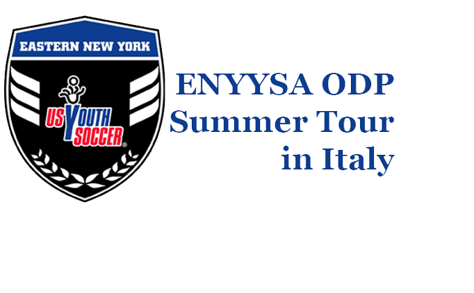 ENYYSA ODP is heading to Italy!