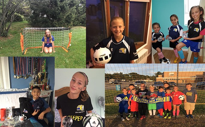 Youth Soccer Month Winners!