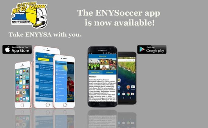 Eastern New York launches the ENYSoccer...