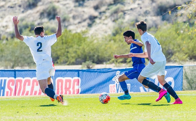SCHEDULE SET FOR 2018 US YOUTH ODP EAST REGION