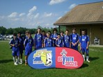 Boys U14 Rampage Lake Grove SC Runner Up Championship Cup