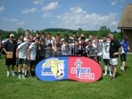 Boys U15 Titans HBS SC Runner Up Championship Cup