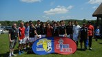 Boys U18 Ajax Manhattan SC Runner Up Championship Cup