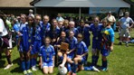 Girls U12 Firecats New Hyde Park Winner Championship Cup