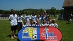 Girls U12 Sudden Impact HBS SC Runner Up Championship Cup