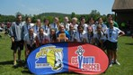 Girls U14 Freedom 98 Brentwood SC Winners Championship Cup