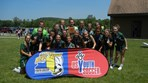 Girls U15 Pride Brentwood SC Winners Championship Cup