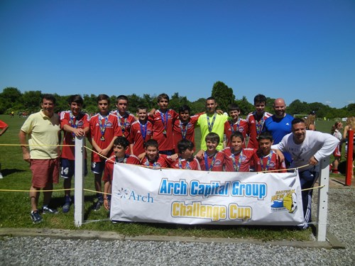 BU14 Champions Hicksville Outlaws