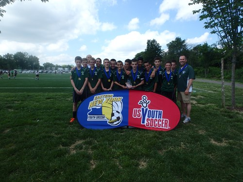 BU14 Champions Pleasant Valley Cobras