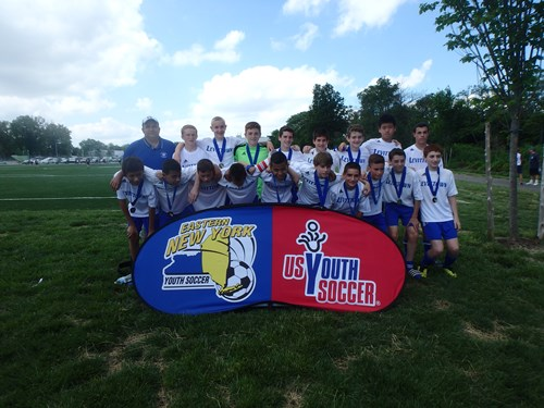 BU14 Finalists Levittown Rage