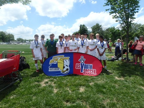 BU15 Finalists FC Dutchmen Roughnecks
