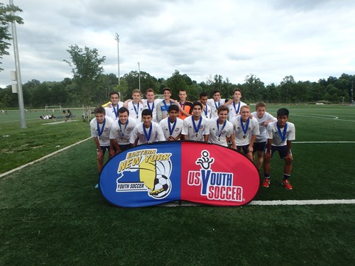 BU17 Champions Hickville Colts