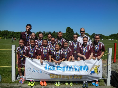 GU11 Champions Massapequa Alliance