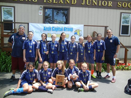 GU12 Champions Oceanside Tigersharks