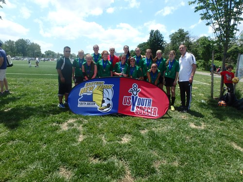 GU15 Finalists Island Trees Green Strikers
