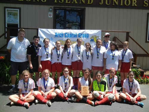 GU15 Finalists South Huntington Strikers