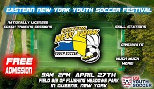 Eastern New York Soccer Festival