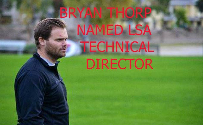 Bryan Thorp Named LSA Technical Director