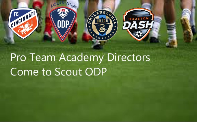 Pro Team Academy Directors Come to Scout ODP