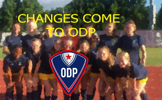 ODP Undergoes Nationwide Changes