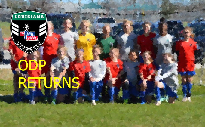Louisiana ODP Returns