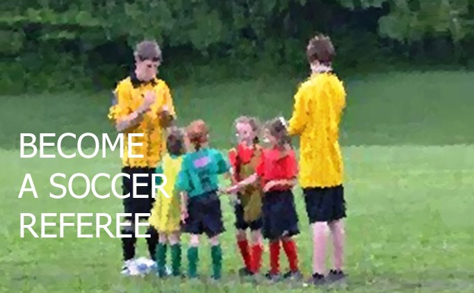 Become a Soccer Referee