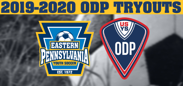 2019-20 ODP Tryouts