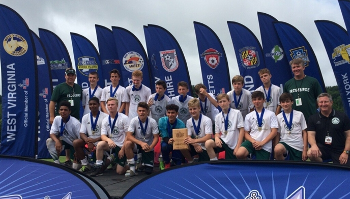 VE Gunners Region I Presidents Cup Champions