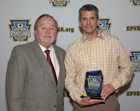 Rec coach of the year - Steve Brenenborg