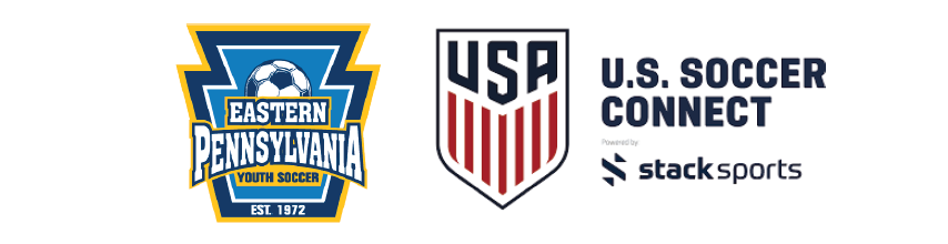 U.S. Soccer Connect registration top banner